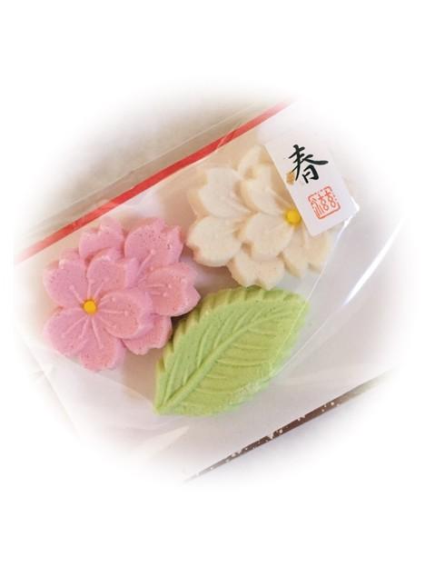 Photos: 干菓子