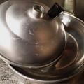 写真: 親子鍋