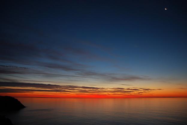 写真: The Dawn of Monhegan 8-21-14