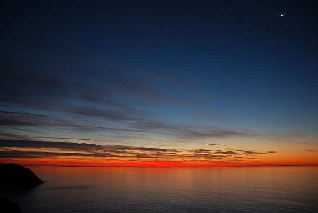 Photos: The Dawn of Monhegan 8-21-14