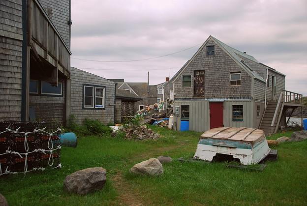 The Back of the Inn 8-22-14