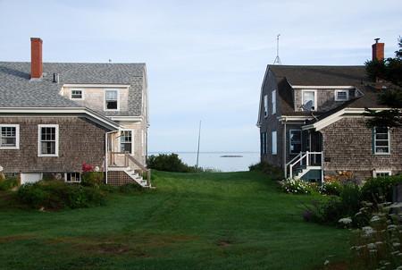 Twin Houses 8-21-14