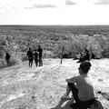 写真: The Hikers in IR 10-05-14