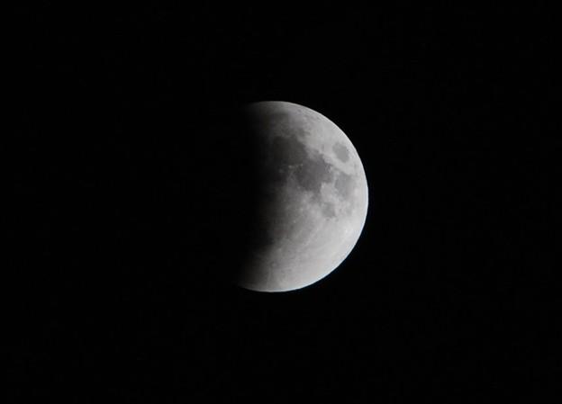 Lunar Eclipse I 9-27-15
