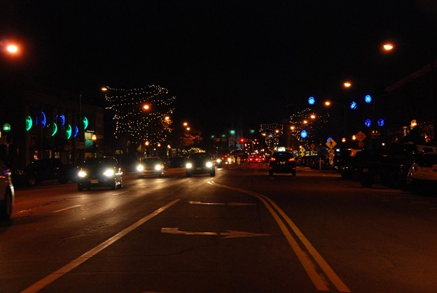 写真: Maine Street 12-6-15
