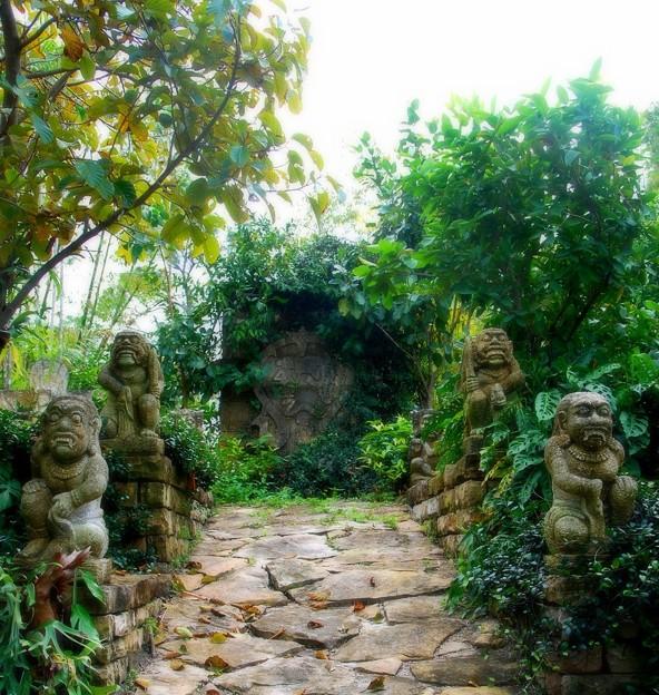 Javanese Temple Candi Sukuh 1-31-16