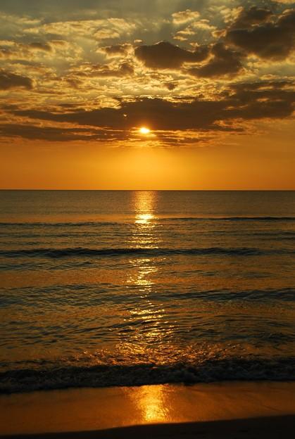 写真: The Sunset 3-22-16