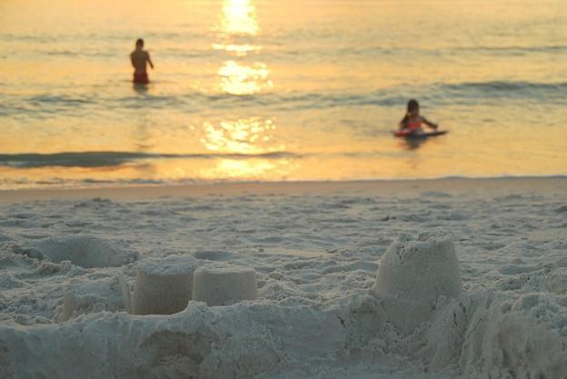 The Sand Castle 3-22-16