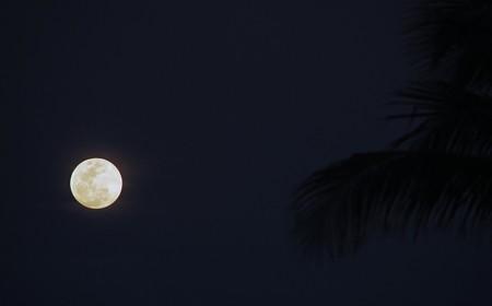 Full Moon before Easter 3-22-16