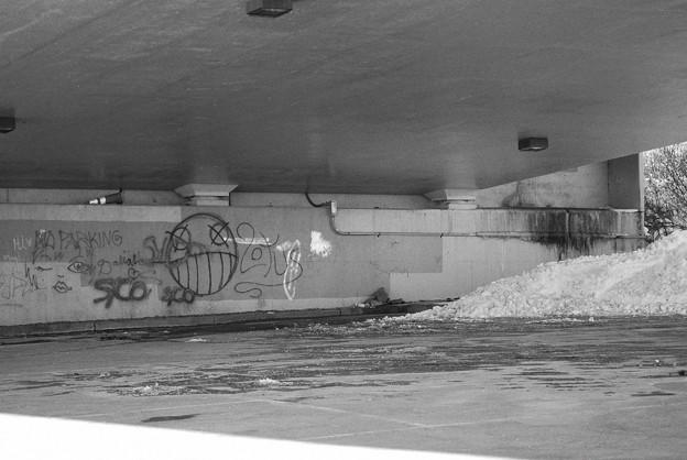 写真: Under the Bridge 1-23-10