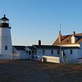 Photos: Pemaquid Lighthouse 3-6-10
