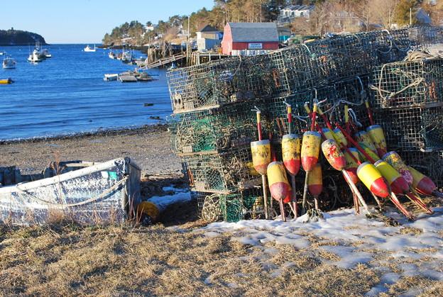 Photos: Mackerel Cove 2-14-09
