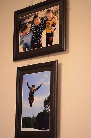 壁掛け写真