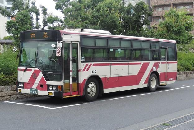 京都京阪バス【旧京阪宇治交通】