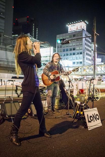 Photos: LONO新宿ストリートライブ BED74C1413