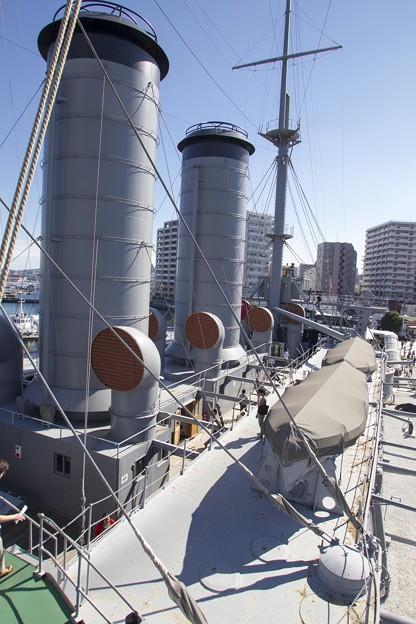 記念艦「三笠」 BID74C7976