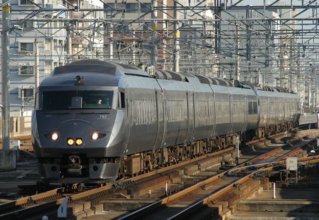 53M 787系 特急きらめき3号