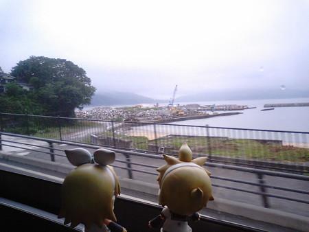 吉里吉里付近。この周辺は10年くらい前に、JR吉里吉里駅を探訪し...
