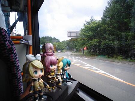 名子平付近。国道279号を、大間崎へ向かってひたすら北上します。
