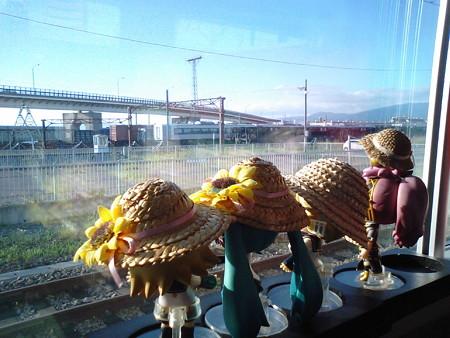 ■函館  17:07 → 青森  18:57  4038M 特急「スーパー白鳥38号」 自由...