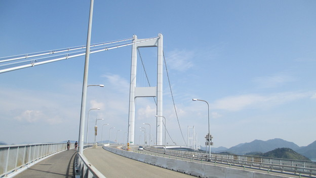 411来島海峡大橋