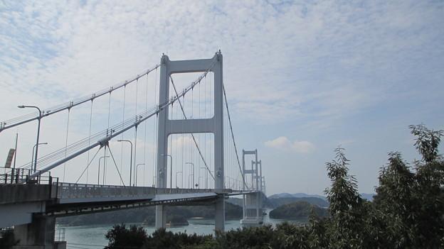 409来島海峡大橋