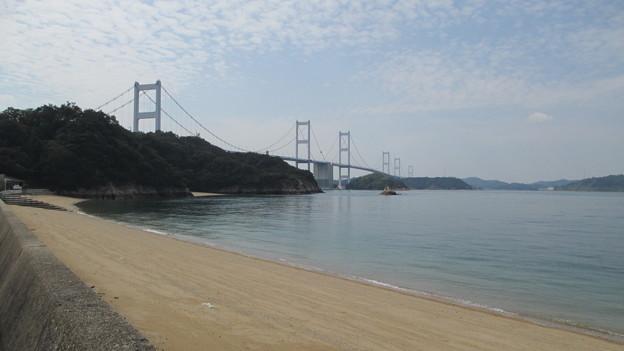 406来島海峡大橋