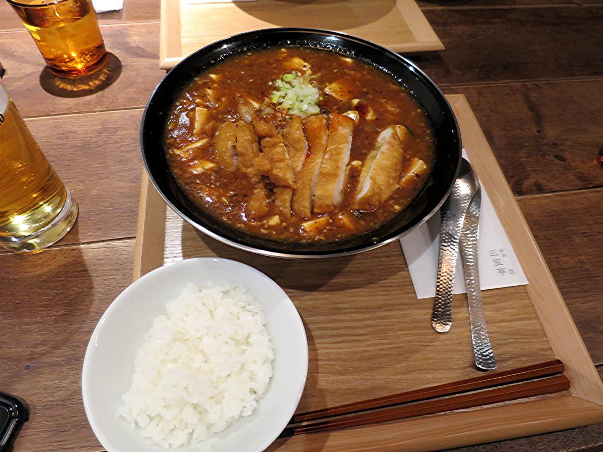 麻婆麺セット