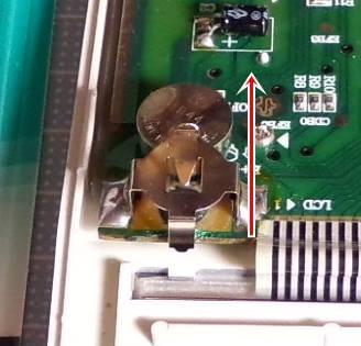 電卓 電池交換_04
