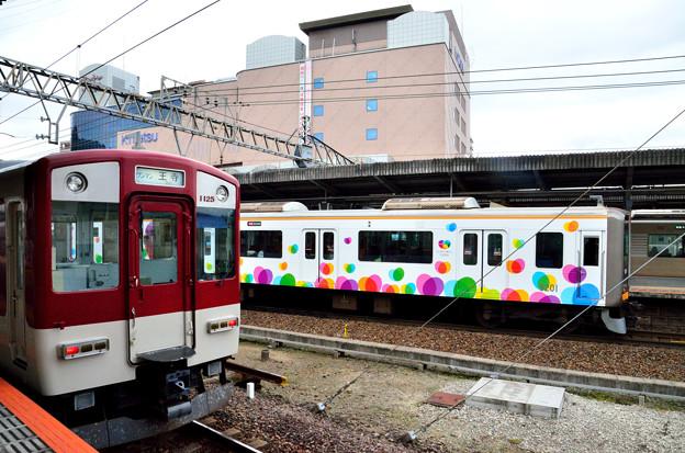 Photos: 2015_1227_141059_【近鉄生駒駅】