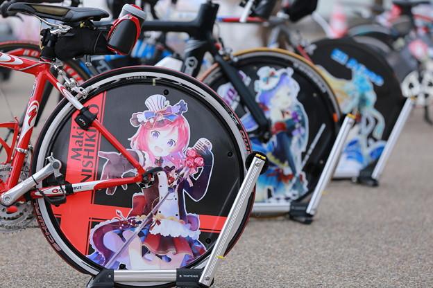 痛自転車 ひめじSubかる