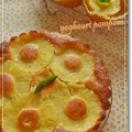 Photos: パイナップルのヨーグルトケーキ
