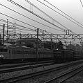 さよなら国鉄ヘッドマーク付京浜東北と
