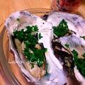 Photos: 牡蠣の酒蒸し