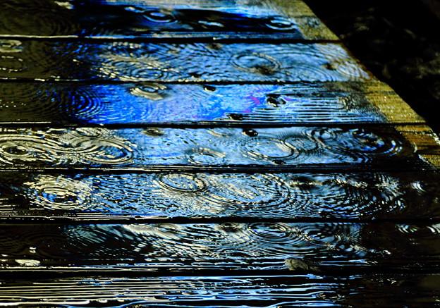雨粒のパルス
