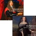 写真: パンドルフィ・メアッリ:ヴァイオリン独奏のためのソナタ集op.3&op.4 (Mer-A369・Mer-A360)