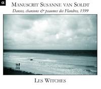 写真: フランダースのすてきな古楽~「シュザンヌ・ファン・ソルトの鍵盤音楽帳」より