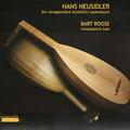 写真: ノイジートラー ニュルンベルクのリュート曲集 ~ドイツ16世紀、ルネサンスの職人芸~