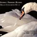 写真: ヘンデル:オルガン協奏曲集op.4(ハープ協奏曲を含む)