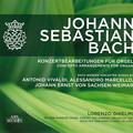 写真: J.S.バッハ:イタリア様式による協奏曲のオルガン独奏編曲さまざま~ヴィヴァルディ、マルチェロ、エルンスト公…
