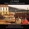写真: J.S.バッハ:フルート独奏のための作品集