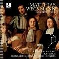 写真: ヴェックマン 17世紀、国際都市ハンブルクの巨匠~鍵盤作品&教会音楽全集+俗世の音楽~