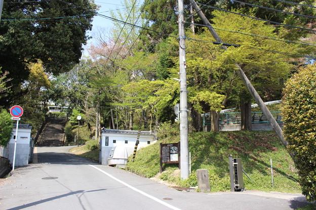多聞(山)城跡 #奈良散歩2016