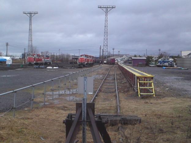 写真: イマココ:日本貨物鉄道&秋田臨海鉄道・秋田港駅 http://tou.ch/spot/1233346/ ド...