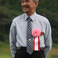 真島 元徳 調教師(第12回 ロータスクラウン賞)