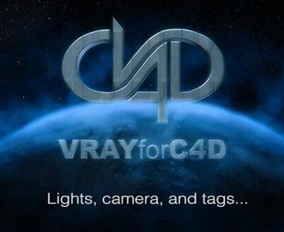 C4D教程 Vray for C4D Tutorial C4D渲染器Vray(中文字幕)