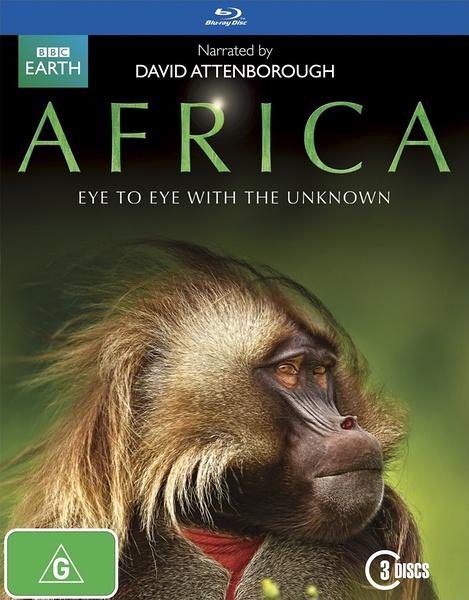 BBC地球系列:非洲(BBC: Africa)