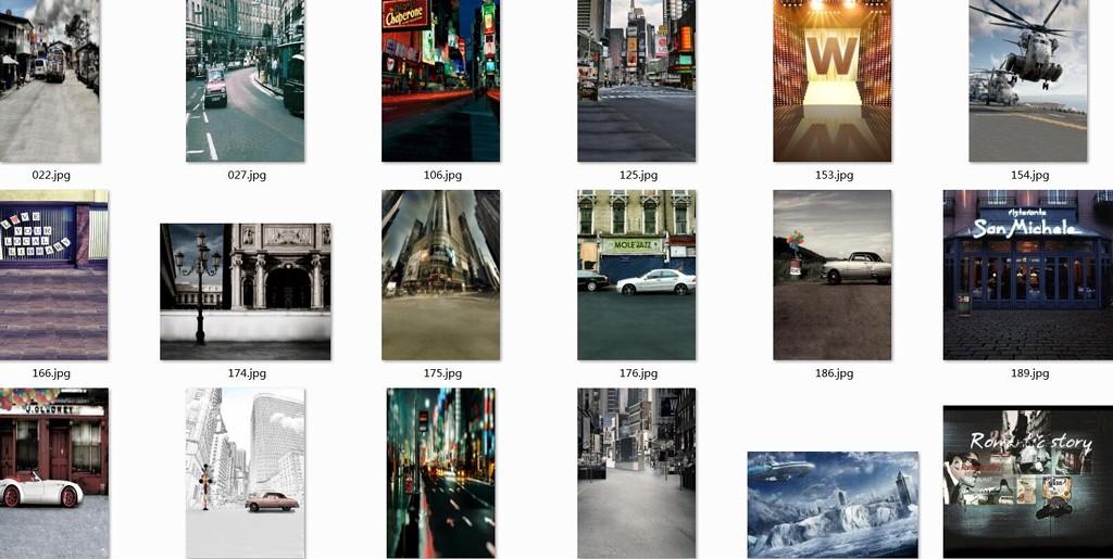 大都市主题高清背景图片素材