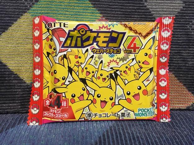 ポケモンウエハースチョコ Ver.4