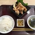 Photos: 手仕込み唐揚げ定食
